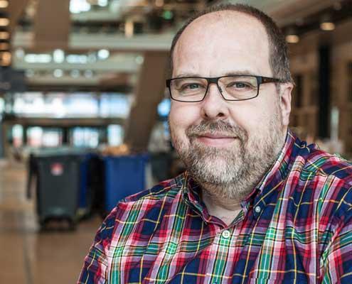 Peter Thorén, SLU