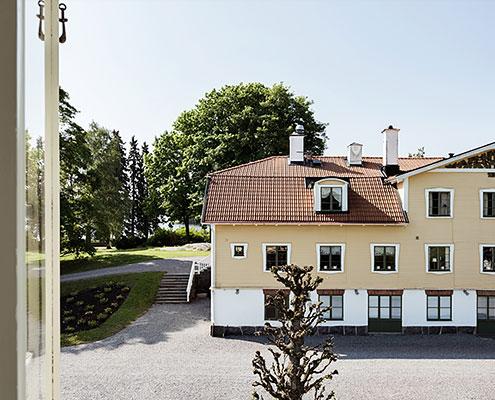 Trädgårdshotellet Åtvidaberg