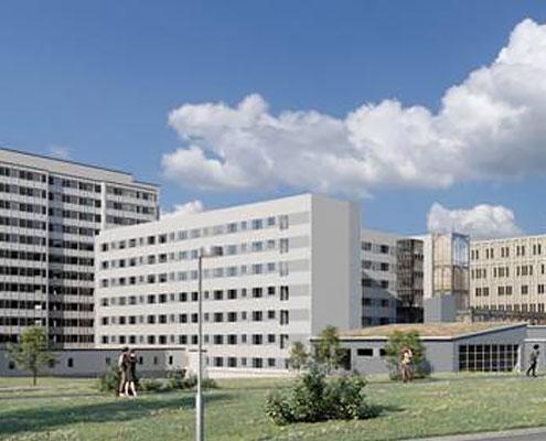 Nytt akutsjukhus Västerås