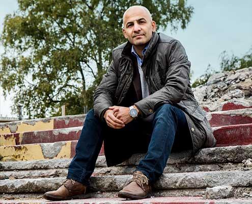 Ali Ranji, Fabegé